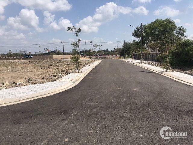 Mở bán đất nền khu dân cư mới, cách trung tâm hành chính chỉ 1,5km, dân cư đông đúc