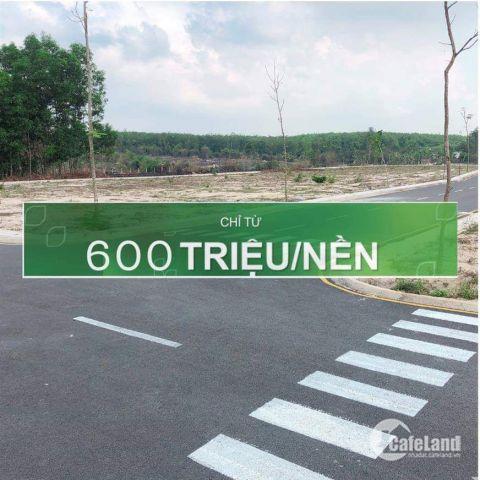 ĐẤT NỀN RẺ-SINH LỜI CAO Chỉ 360TR/ nhận nền