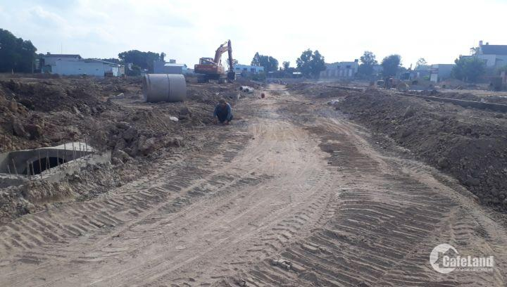 Bán đất dự án đầu tư ngay MT QL 51 cạnh chợ mới Long Thành. Thổ cư 100%.