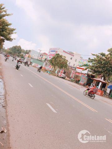 Kẹt tiền cần bán gấp lô đất chính chủ ngay mặt tiền đường Nguyễn Trường Tộ , liền kề sân bay Long Thành