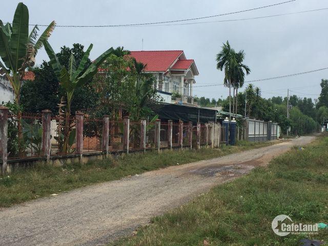 BÁN GẤP đất sau UBND Tân Hiệp gần sân bay Long Thành phí 5%