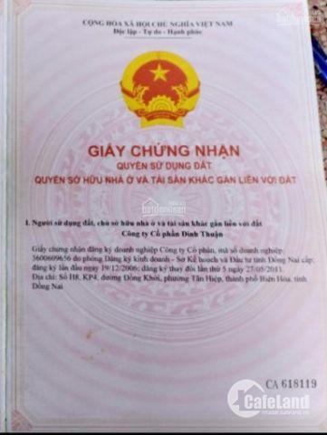 Chính chủ bán 1 lô lốc L7, DT 105m2, hướng Tây Bắc, SHR, xây dựng ngay, KDC An Thuận, 0868.29.29.39 bán nhanh cho khách thiện chí