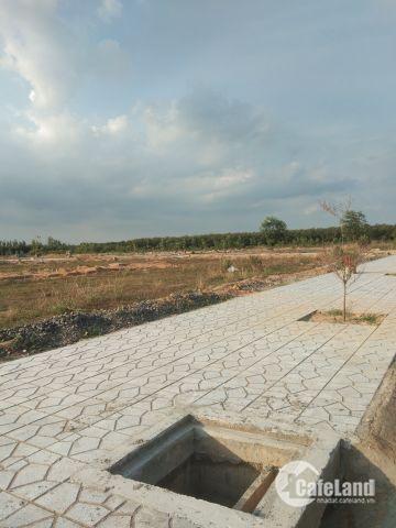 Bán dự án Long việt An đường Bắc Sơn - Long Thành thổ cư 100% Giá chủ đầu tư