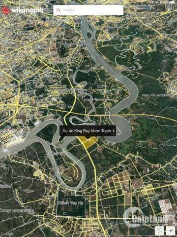 King Bay khu đô thị ven sông phía Đông Sài Gòn thu hút nhiều nhà đầu tư lớn với giá rẻ