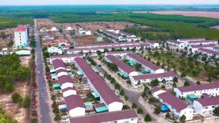 Bán đất nền 893tr/100m2 căn hộ 306tr/căn góp 2tr/tháng