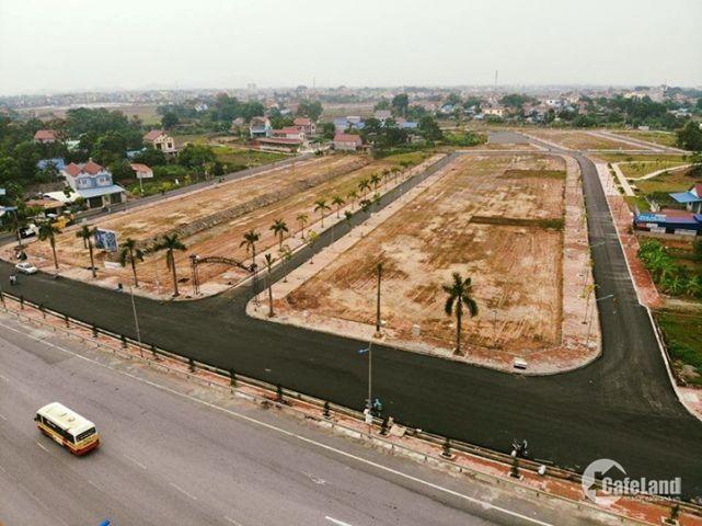 Khu dân cư Tân Tiến cách Samsung 1km, vị trí đầu tư số 1 thị trường Phổ Yên