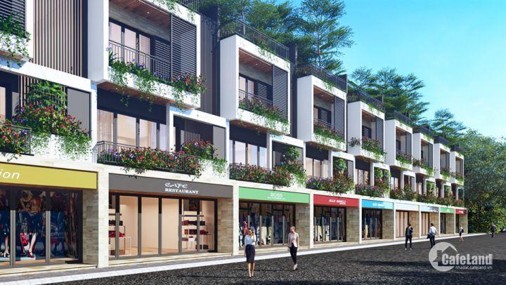Resort Flamingo Đại Lải ra mắt sản phẩm Shophouse sở hữu sổ đỏ v.v, 0363077316, vốn từ 1.4 tỷ