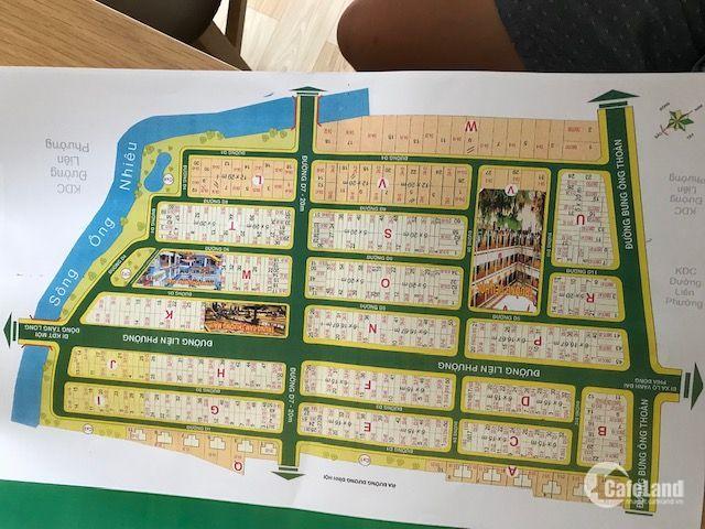 Cần bán các nền đất giá rẻ tại dự án Sở Văn Hóa TT Bưng Ông Thoàn q9