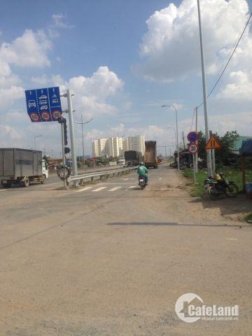 Bán đất nền thuộc khu dân cư Tân Tạo, gần Aeon Bình Tân, giá rẻ 1 tỷ 680/ nền
