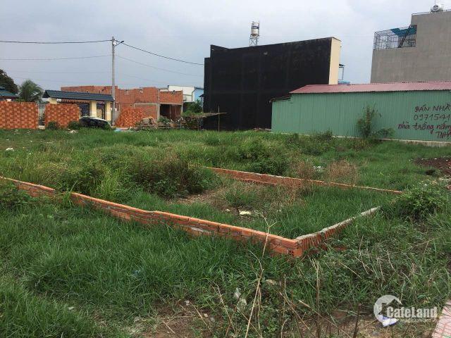 Bán đất thổ cư tại Bình Chiểu, sổ hồng riêng, sang tên ngay, DT 81m2, giá chỉ 36tr/m2