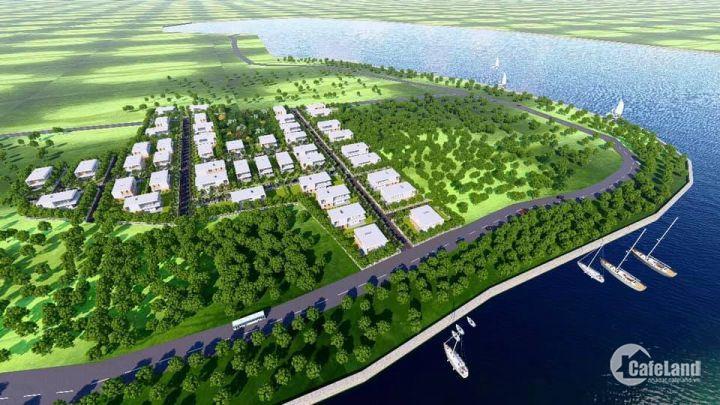 CHÂU PHA LAKE VIEW Tiện ích khu vực đầy đủ, hạ tầng hoàn chỉnh Đón đầu quy hoạch hạ tầng giao thông, đô thị mới và các KCN có quy mô cực lớn và hiện đại.
