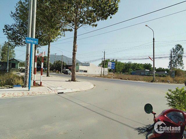 Bán đất thổ cư mặt tiền đường thị xã Phú Mỹ