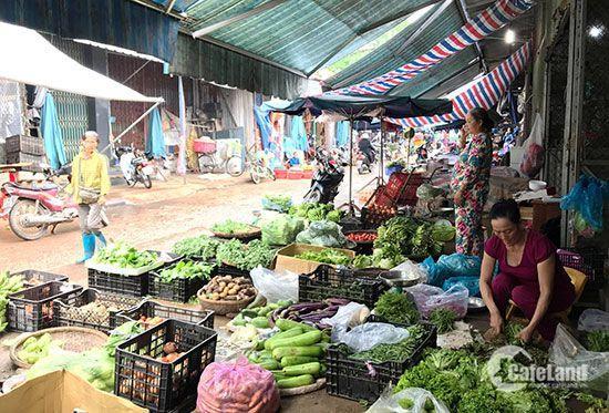 BÁN ĐẤT CHỢ - Tại Sao Nên Mua Đất ở Khu Dân Cư Nam Tân Uyên Đối Diện UBND Khánh Bình, Cách Chợ 1km