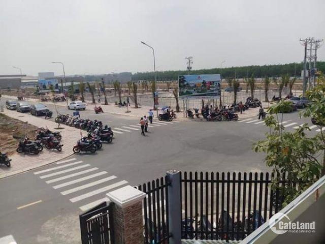 Đất nền sổ đỏ Vsip 3, Nam Tân Uyên, Bình Dương. Lh: Mr. Lãm, ngân hàng hỗ trợ 60%