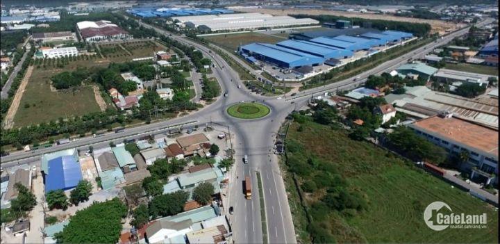 Dự án khu dân cư Nam Tân Uyên, gần vòng xoay Kim Hằng ĐT 746, gần vsip3, KCN Nam Tân Uyên, sóng thần 3. LH: 0398653999