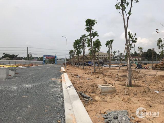 Đất Thị Xã Tân Uyên,Vị Trí Đẹp,SHR