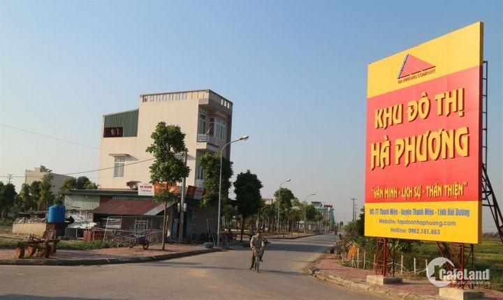 Khu Đô Thị Hà Phương, Thanh Miện Hải Dương mở bán giai đoạn 2 nhiều ưu đãi hấp dẫn