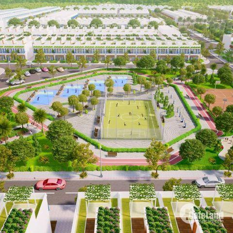 Đất nền Thủ Đức, chợ đầu mối, khu dân cư sầm uất, giá từ 30 triệu/m2, ngân hàng hỗ trợ cho vay