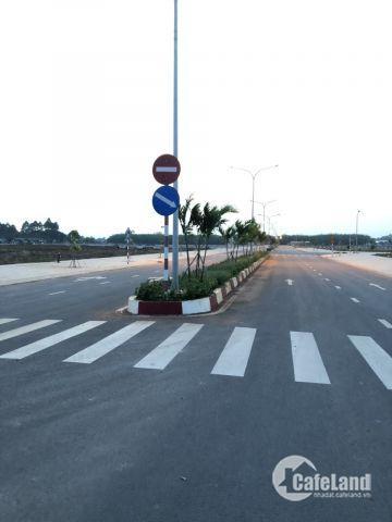 Bán đất ngay mặt tiền đường Tránh Biên Hòa, vòng xoay cổng 11 có sổ