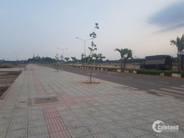 Bán đất nền KDC Bàu Xéo ngay trên Quốc Lộ 1A Trung Tâm TT Trảng Bom