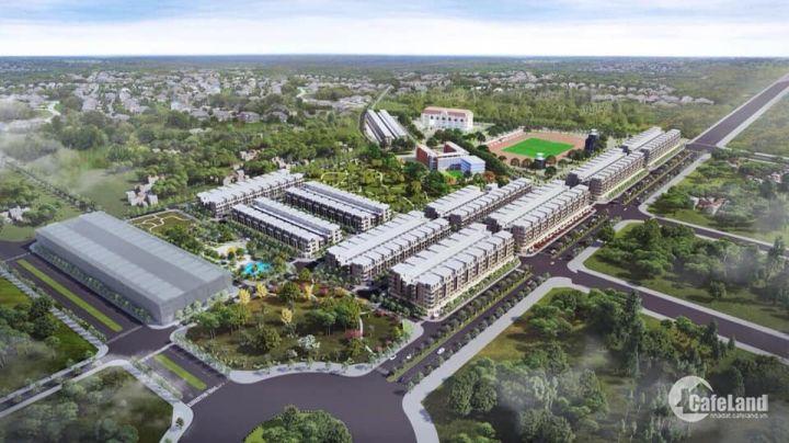 Dự Án Vườn Sen-Từ Sơn Bắc Ninh -Shophouse,Liền Kề Giá Chỉ 22tr/m2