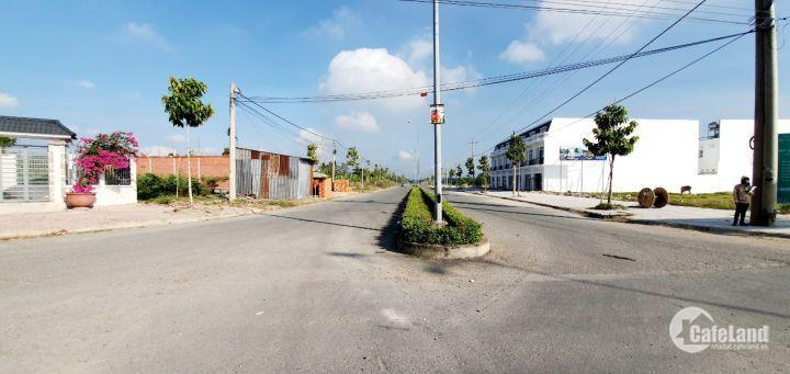 Đất Sổ Đỏ khu dân cư phát triển nhất TP Vĩnh Long, giá rẻ chỉ 720tr