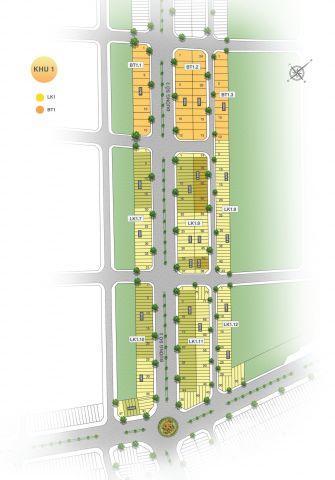 Đất nền nhà phố, biệt thự TP Vĩnh Long giá chủ đầu tư, mở bán giai đoạn 1 – LH: 079 7772 179