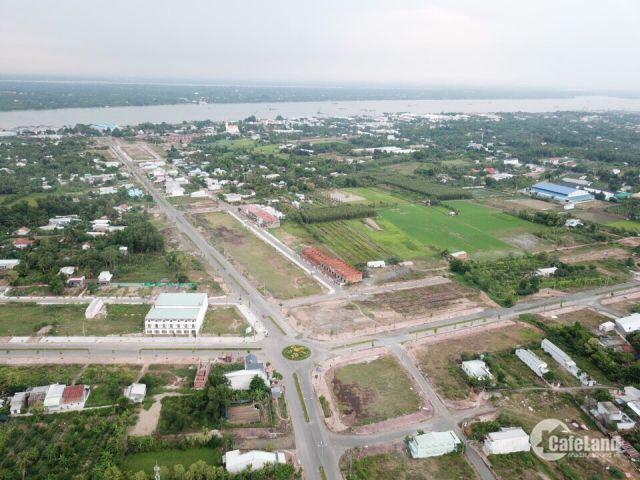 Đất nền sổ đỏ phường 5, TP Vĩnh Long nóng sốt từng ngày – LH: 079 7772 179