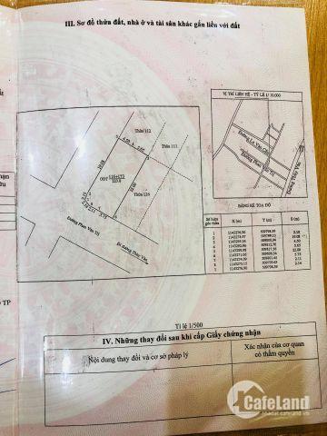 Đất góc Phan Văn Trị - Dã Tượng , bãi sau - trung tâm tp Vũng Tàu