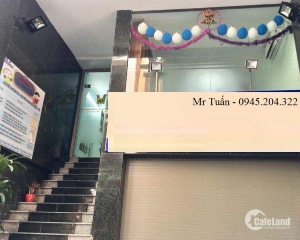 Bán nhà mặt phố Hoàng Hoa Thám, 8t thang máy, doanh thu cao, kd sầm uất, 170m2 hơn 16 tỷ. 0945204322.