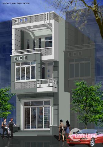 Bán nhà đường phố Hoàng Hoa Thám, ngõ ôtô đỗ, kinh doanh tốt.