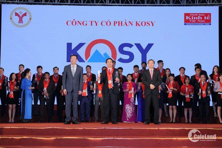 Cơ hội Tốt để Đầu tư Sinh Lời cao với - SHOPHOUSE KOSY Bắc Giang!