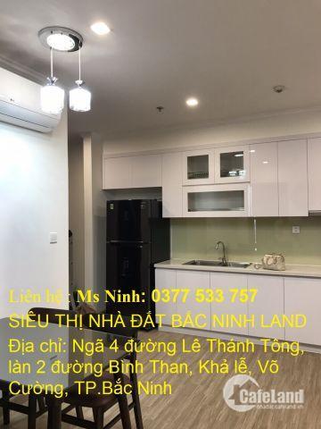 Bán gấp căn hộ Vinhomes đẹp tọa lạc tại ngã 6, TP.Bắc Ninh