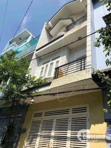 Bán nhà 2 mặt hẻm xe tải Phạm Văn Đồng, Bình Thạnh ,4 lầu,  giá 6,3 tỷ