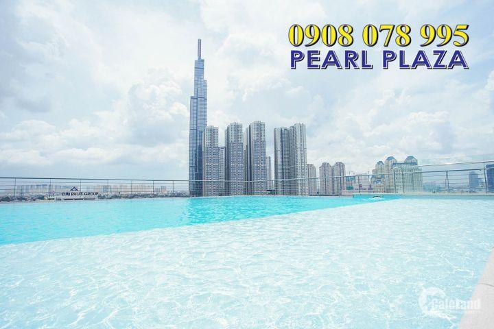 PEARL PLAZA - Quản lý tất cả giỏ hàng 1-2-3PN có Password xem nhà ngay. Hotline PKD SSG 0908 078 995