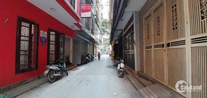 Bán nhà KD đỉnh ngõ 68 Xuân Thủy thông Nguyễn Phong Sắc ô tô tránh 30m2x 4 tầng 4.8 tỷ