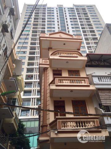 Nhà Lô Góc Phố Trần Bình, Ô tô-Văn Phòng-Kinh doanh, 45m2x4 tầng, mặt tiền gần 4m, giá 6.4 tỷ.