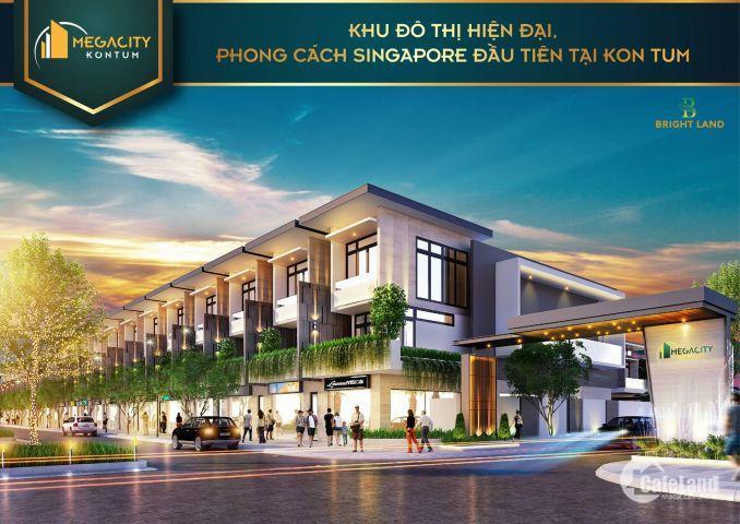 mua đất giá rẻ của dự án megacity kom tum