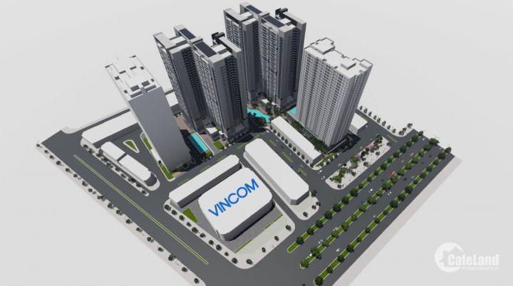 Căn hộ Charm City Ngã tư 550 Dĩ An- Vincom Plaza trong lòng dự án
