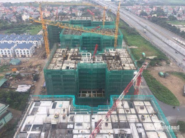 Chỉ 1,5 tỷ sở hữu căn hộ 77,1 m2, 2 PN, 2 WC, dự án Eurowindow River Park, cầu Đông Trù, view đẹp, LH 0983434770