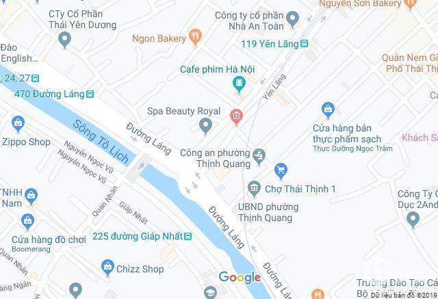 Bán đất Yên Lãng 55 m2 mặt tiền 4.2m giá 4.2 tỷ