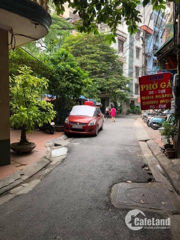 Bán Nhà PL Huỳnh Thúc Kháng. KD Nhà Hàng, Spa Cao Cấp. Oto Đỗ Cửa 42m2*5T