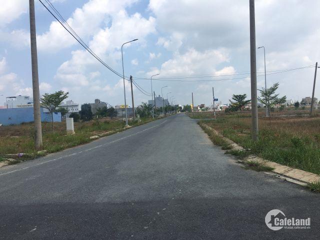 Bán đất khu dân cư Tân Đô 1,2 tỷ/120m2 gần hồ nước kim cương