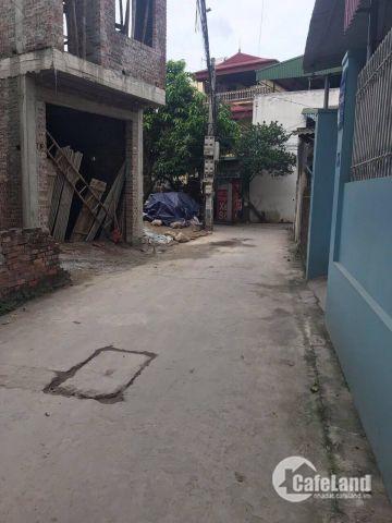 Bán đất Ngô Xuân Quảng ,Trâu Quỳ- 43,9 m2 .Giá 2.09 tỷ .