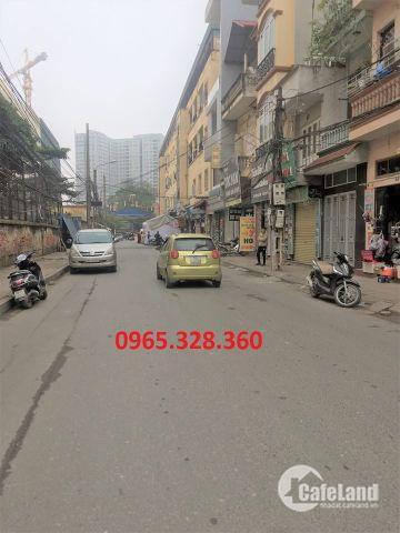Nhà 8 tầng mặt phố kinh doanh khu trung tâm Hà Đông