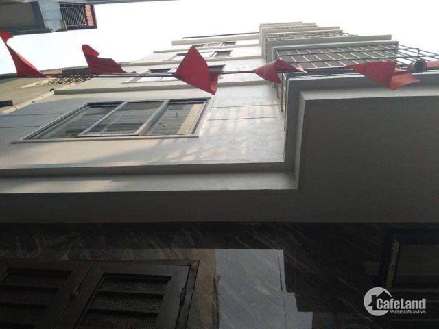 Bán nhà 5 tầng chung cư mini  Văn quán Hà đông 50m2,  Giá 4 tỷ. LH A Thanh 0979253118