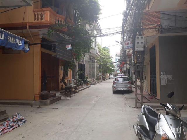 Bán nhà ngõ 18 Ngô Quyền, Hà Đông, 55m2, lô góc, 4 tầng, ngõ 5m, 3.6 tỷ.