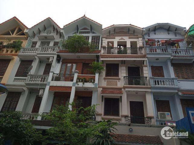 Bán biệt thự liền kề KĐT Văn Quán, gara, KD, 94m, 4 tầng, 11,5 tỷ LH 0919019204