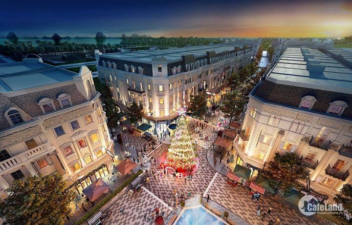 Bán nhà Biệt thự liền kề shophouse Europe dự án Sun Plaza Grand World Hạ long