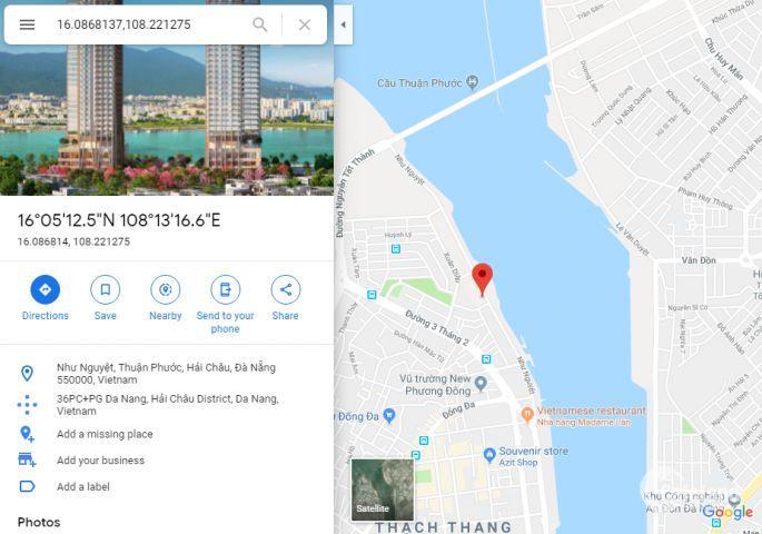 Cơ hội cuối cùng sở hữu căn hộ đẳng cấp hàng đầu Việt Nam tại mặt tiền sông Hàn TTTP Đà Nẵng
